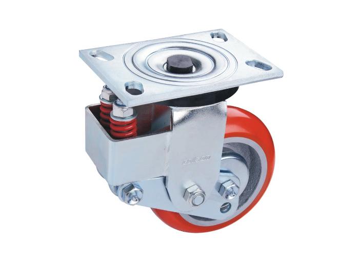 美式减震轮-活动式/固定式脚轮